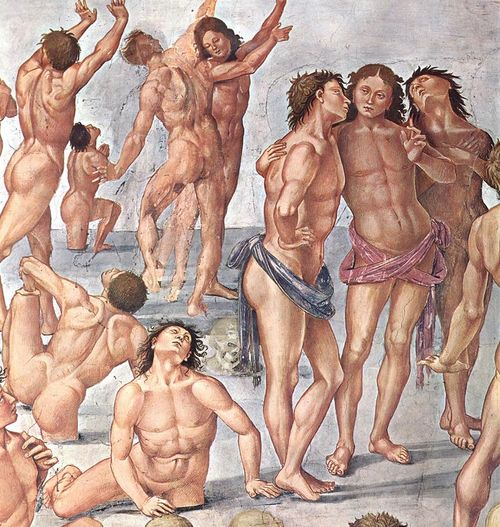 Signorelli, Resurrection, Orvieto