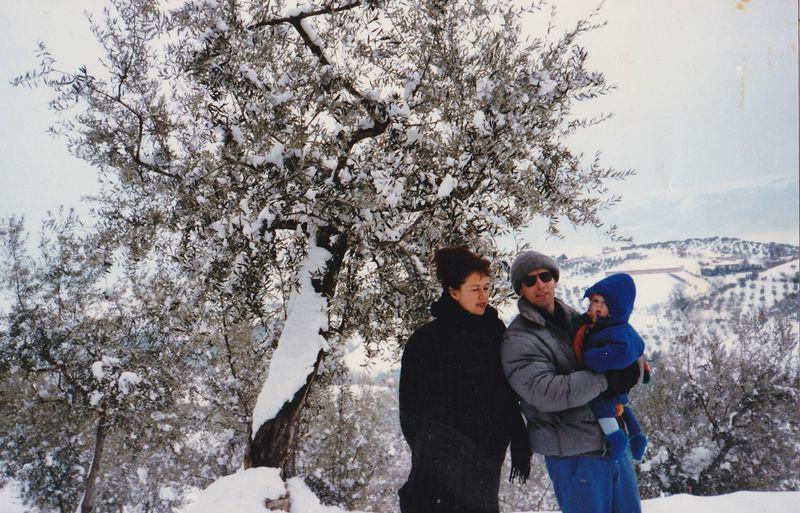 Morcicchia, snow 2